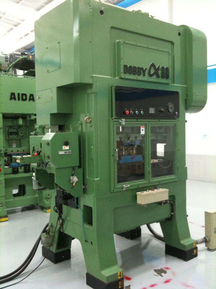 Yamada Dobby 80 Tons - 1 Unit
