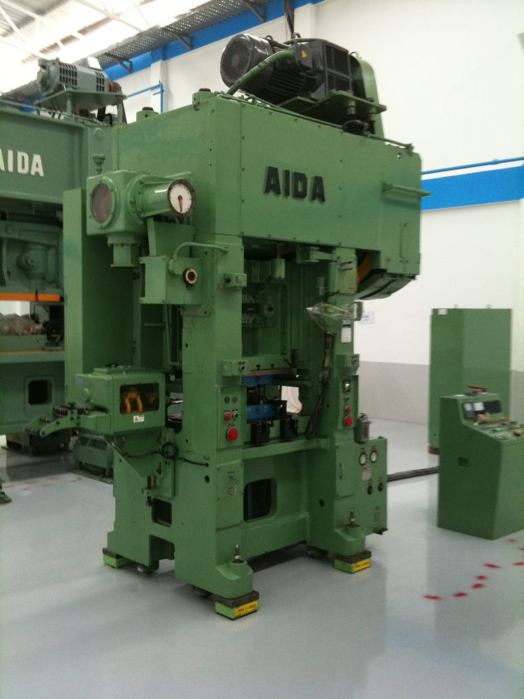 Aida 80 Tons - 1 Unit